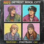 Podtrash 541 - Detroit Rock City